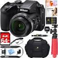 Nikon <b>Coolpix</b> B500 16MP 40x Optical Zoom Wi-Fi Digital Camera ...