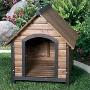 Outback Country Lodge Dog House 32x40x34