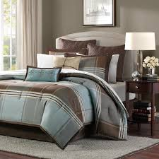 Madison Park Lincoln Square 8 Piece Comforter