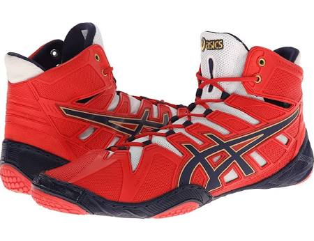 ASICS OmniFlex-Attack Wrestling Shoes