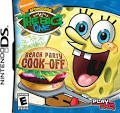 SpongeBob vs. The Big One: Beach Party Cook-Off [Nintendo DS Game]