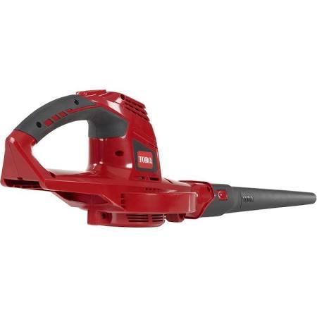 Toro Leaf Blowers 115 MPH 146 CFM 20-Volt