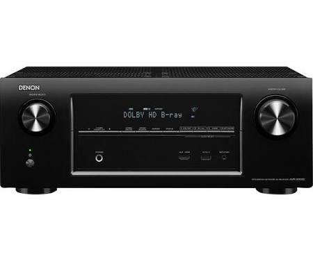 Denon IN-Command Series AVR-X3000 AV network