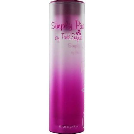 Simply Pink Eau De Toilette Spray 100ml/3.4oz