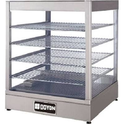 Doyon DRP4S Food Warmer/Display Case Counter