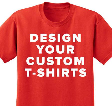 Cheap Custom T-Shirts - High Quality Lower