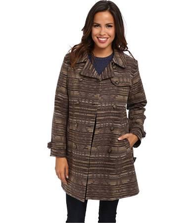 Pendleton Tucson Jacquard Trench Coat