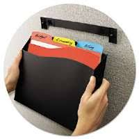 Avery AVE73515 Cubicle Wall File Pocket
