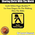 God&#39;s <b>Yellow Pages</b> Booklet: Let Your Fingers Do the Walking Thru ...