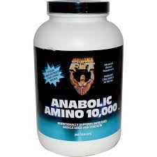 Healthy N Fit Nutritionals Anabolic Amino