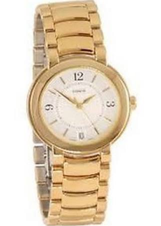 Coach Female Dress Watch 14600051 Gold