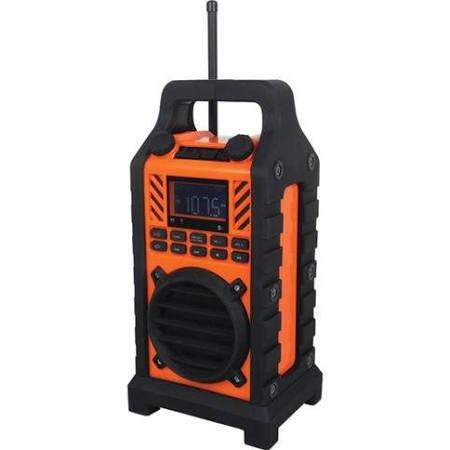 Sylvania SP303 Orange Bluetooth Outdoor