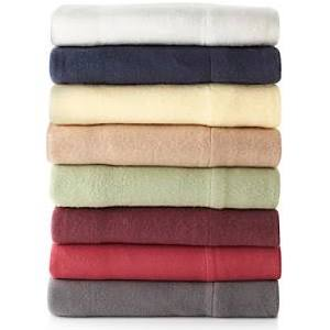 Elite Home Products Winter Nights Fleece