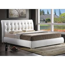 Baxton Studio Jeslyn Platform Bed Wholesale