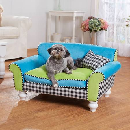 Enchanted Home Pet Mackenzie Dog Sofa