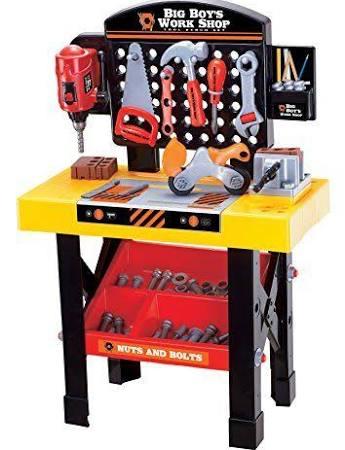 World Tech Big Boy's Work Shop 54-Piece
