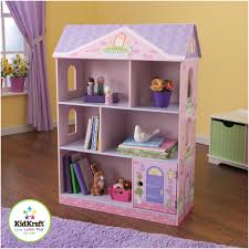 KidKraft 14602 Pink and Purple Kids Dollhouse