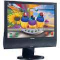 "ViewSonic VG2030wm - 20"" <b>LCD Monitor</b> with Speakers - 16:10 - Black ..."