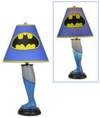 Batman DC Classic 20-Inch Leg Lamp
