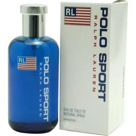 Ralph Lauren Polo Sport EDT Spray 4.2