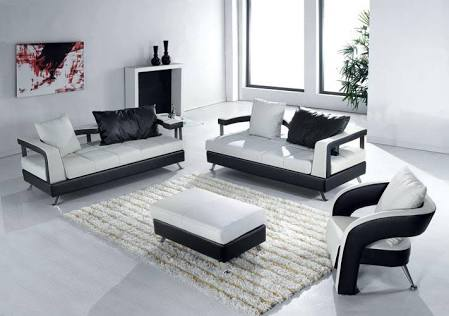 VIG Furniture EV 5577 - Contemporary Leather