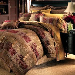 Galleria 4 PC Comforter Set King