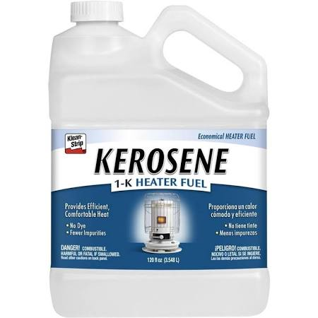 Klean Strip Gkp85 One Gallon Kerosene