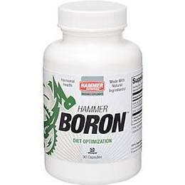 Hammer Nutrition Boron Capsules Bottle