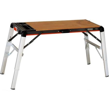 Vika 2-in-1 Sealed MDF Top Scaffold Workbench