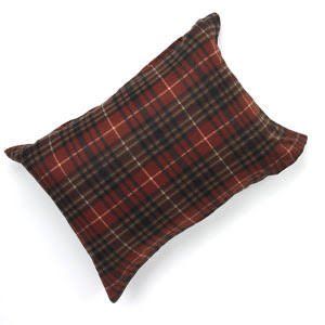 Downey Plaid Fleece Sheet Set