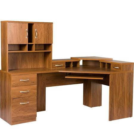 Office Adaptations Reversible Corner Desk