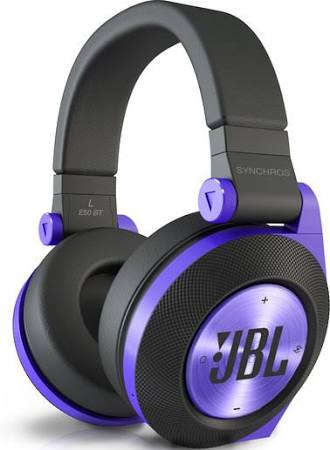 JBL Synchros E50 BT - headset - Full size