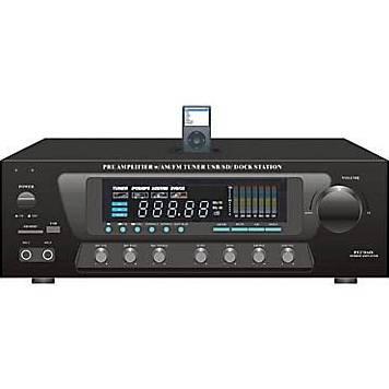 Pyle PT270AIU 61W Stereo Receiver AM/FM
