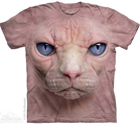 The Mountain Hairless Pussycat Face -
