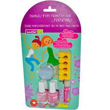 Suncoat Girl Head-To-Toe Make Up Set for