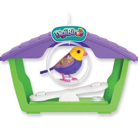 Spin Master 6024317 DigiBird Birdhouse