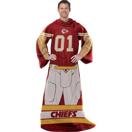 NFL Kansas City Chiefs Uniform Huddler