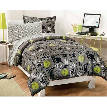 My Room X-Factor Skate Bed Set - Twin