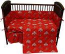 Baby Bedding Crib Sets - Ohio State Buckeyes Baby Crib Set