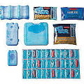 "Rubbermaid <b>Blue Ice</b> Twin Pack 6.2"" x 8.3"" x 2.0""d"
