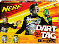 Hasbro Nerf Dart Tag Strikefire 2-Player Duel System (Various Colours)