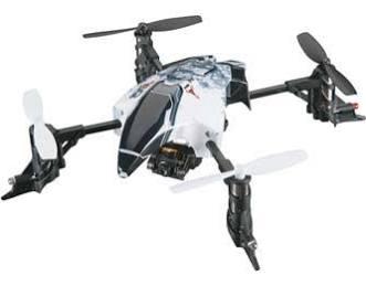 Heli-Max - HMXE0836 1SQ V-Cam Quadcopter