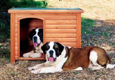 Precision Pet Outback Extreme Log Cabin