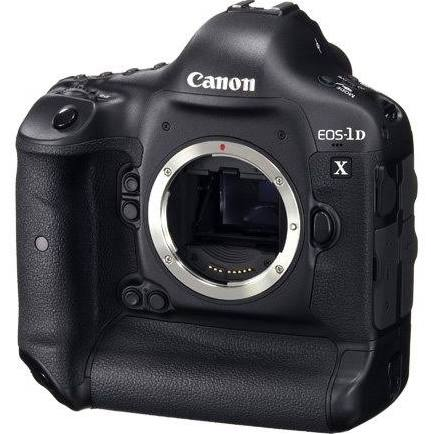 Canon EOS 1D X 18.1 MP SLR - Body Only