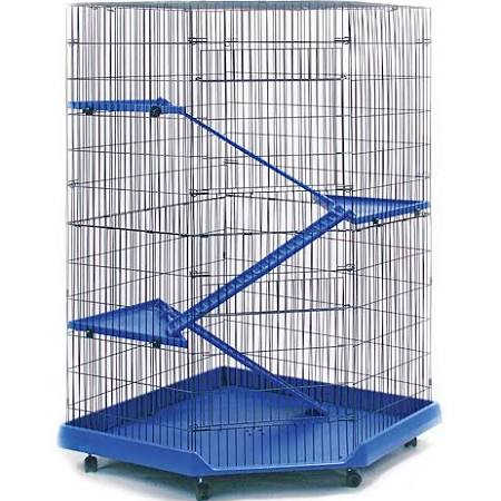 Prevue Pet Products PP-479 Corner Ferret