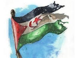 Bandera de la República Árabe Saharaui Democrática (RASD)