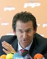 Núñez Feijóo (PP), Presidente Xunta Galicia