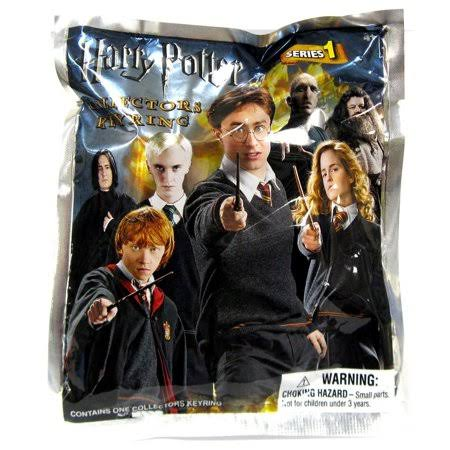 Monogram 3D Figural Keychain Harry Potter Series 1 Mini Figure Keyring Mystery Pack