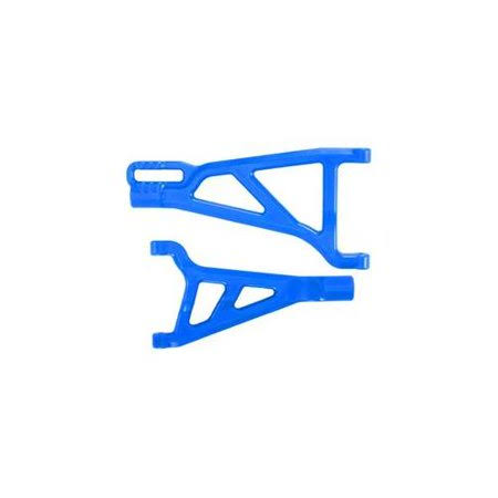 RPM Rpm80225 Front Left A-Arms for Traxxas Revo - Blue