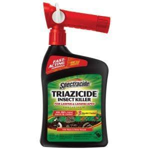 Spectracide Triazicide Once and Done Insect Killer - 32oz
